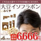 大豆イソフラボン サプリ 約6ヶ月分・90粒×6袋 大豆イソフラボン サプリメント を1日30mg 大豆イソフラボン加工食品 セール SALE