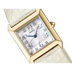 SEIKO WIRED f セイコー ワイアードエフ レディース腕時計 スクエア AGEK031 正規品 ネコポス不可