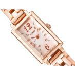 SEIKO セイコー WIREDf ワイアードエフ スウィートコレクション レディース腕時計 ピンクゴールド AGEK054 ネコポス不可