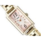 SEIKO セイコー WIREDf ワイアードエフ スウィートコレクション レディース腕時計 ピンク×ゴールド AGEK055 ネコポス不可