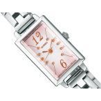 SEIKO セイコー WIREDf ワイアードエフ スウィートコレクション レディース腕時計 ピンク×シルバー AGEK056 ネコポス不可