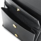 プラダ 折財布  ブラック 黒 1MV204 QWA F0002/SAFFIANO METAL NERO