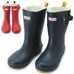 ハンター レインブーツ KIDS/子供用 HUNTER W25352 長靴/ラバーブーツ DAVISON KIDS/デヴィソンキッズ