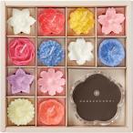 カメヤマローソク 花づくしギフトセット(植物性) T9620-07-00 ギフト 内祝い