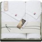 50%割引 矢野紋織謹製白たおる今治バスタオル&フェイスタオル【L1053549】