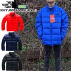 Yahoo!247Californiaセール! ノースフェイス キッズ ダウン ジャケット The North Face Andes Down BOYS' ANDES DOWN JACKET