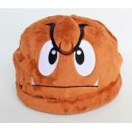 スーパーマリオ クリボー 帽子 おもしろ コスプレ グッズ
