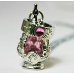 ソウルジェム まどマギ マギレコ 魔法少女 まどか マギカ ネックレス 指輪 セット コスプレ 鹿目まどか ピンク