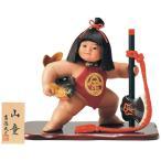 10号 山童 浮世人形 ケース飾り