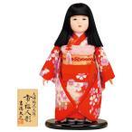 ショッピング雛人形 雛人形 吉徳大光 ひな人形 雛 市松人形 童人形 友禅桜花文様 10号 h293-ys-410024