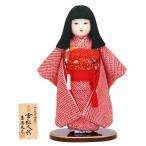 ショッピング雛人形 雛人形 吉徳大光 ひな人形 雛 市松人形 童人形 正絹 四ツ巻疋田絞り 12号 h293-ys-410430