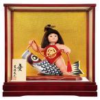 6号 童 浮世人形 ケース飾り