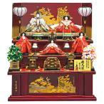 瑞光雛 西陣織金襴 九番親王