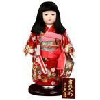 雛人形 久月 市松人形 刺繍