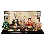 京都雛の会 平安光義作 刺繍