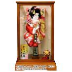 美音 刺繍振袖 手描面相本押絵仕立 10号 木製面取