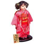 ショッピング雛人形 雛人形 久月 ひな人形 雛 市松人形 正絹総絞り h303-k-k1086g-2a D-78