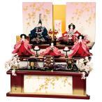 雛人形 平安豊久 ひな人形 三段飾り 五人飾り 京香 十番親王 三五官女揃 駿河塗 h303-mo-303800 HC-022