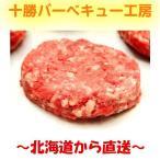北海道産 牛100% ビーフハンバーグステーキ 100g×