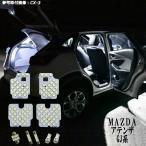 アテンザ セダン/ワゴン LEDルームランプ GJ系 9点 3chipSMD
