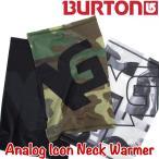 BURTON バートン ネックウォーマー Analog Icon Neck Warmer