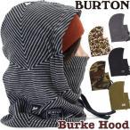 フード付きネックウォーマー BURTON バートン Burke Hood バーク フード