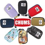 チャムス CHUMS キュートなコインケース