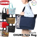 CHUMS チャムス トートバッグ チャムスロゴ トート Eco Logo Tote Bag