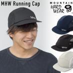 帽子 Mountain Hardwear MHW Running Cap MHW ランニングキャップ