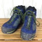 モンベル MONTBELL ティトン ブーツ ゴアテックス  MEN's US10 28.0cm ブルー系