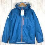 モンベル コンバーチブル レイン ジャケット MONTBELL 1128505 Asian MEN's S CNBL シアンブルー ブルー系