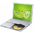 【中古パソコン】 ノートパソコン Panasonic レッツノート CF-W8 Core2Duo-
