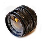 Mir-1v 37mm F2.8 Nikon Lens ロシア製