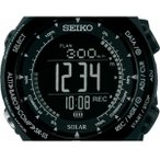 SEIKO 登山用腕時計 セイコー プロスペックス アルピニスト ソーラー時計  SBEL005