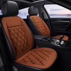 大人気 好評発売中 新作 シートヒーター 1人掛け 2人掛け ホットカーシート ヒーター内蔵シートカバー シガー電源 DC12V 暖房カーシート