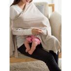 授乳ケープ 授乳服 UVカット ポンチョ型授乳ケープ 出産祝い マタニティウェア 授乳カバー 外出 ナーシングカバー コットン 綿 目隠し 母乳
