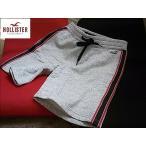 ホリスター  men's:3size【xs/s/m】 ヘザーグレー スポーツライン  クラッシックフィット ショートパンツ ハーフパンツ ホリスター ジム トレーニング