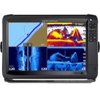 HDS-12 Carbon - 12-inch Fish Finder with Skimmer Transducer, Structure