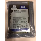 """320 GB 320G 5400 RPM 2.5"""" IDE PATA WD3200BEVE for Laptop Hard Disk Dri"""