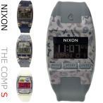 ニクソン 腕時計 メンズ レディース NIXON COMP S コンプS 選べるカラー4種類 デジタル 軽量