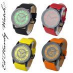 ショッピングアウトレット (アウトレット処分特価!)(お一人様いずれか1点限り) Ed Hardy Watch エドハーディーウォッチ 腕時計 メンズ PUNKEDシリーズ PK-GN PK-PK PK-YW PK-OR