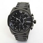 DIESEL ディーゼル メンズ腕時計 腕元に映えるオールブラック。 モテ系クロノグラフ・ウオッチ DZ4283