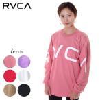 RVCA ルーカ ロンT レディース FAKE RVCA L/S AJ043-063