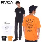 【SALE】 RVCA ルーカ Tシャツ メンズ ROSE STATE S/S