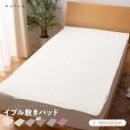 mofua(モフア) イブル CLOUD柄  敷きパッド シングル 100×200cm