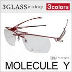 PARASITE parasite パラサイト サングラス 眼鏡MOLECULE Y molecule y 3カラー 60 63s C51メンズ メガネ