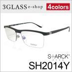STARCK EYES スタルクアイズ SH2014Y 4カラー 55mm メンズ メガネ サングラス