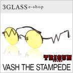 TRIGUN トライガン VASH THE STAMPEDE ヴァッシュ・ザ・スタンピード メンズ メガネ サングラス 眼鏡 店頭受取対応商品
