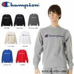 Champion チャンピオン C3-H004 クルーネックスウェットシャツ 16FW ベーシック チャンピオン メンズ トレーナー ウェットトップス
