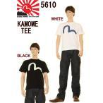 EVISU JEANS KAMOME MARK T-SHIRTS 5610 カモメ マークTシャツ エヴィス ジーンズ トレードマーク カモメマーク